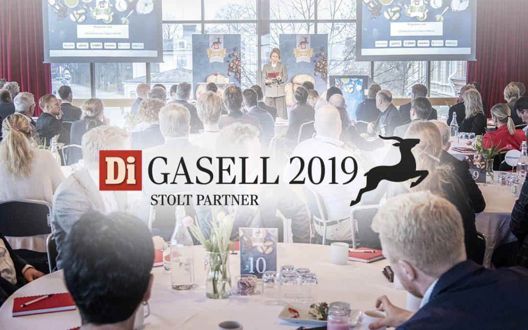 Nätverksfrukostar med Di Gasell våren 2019