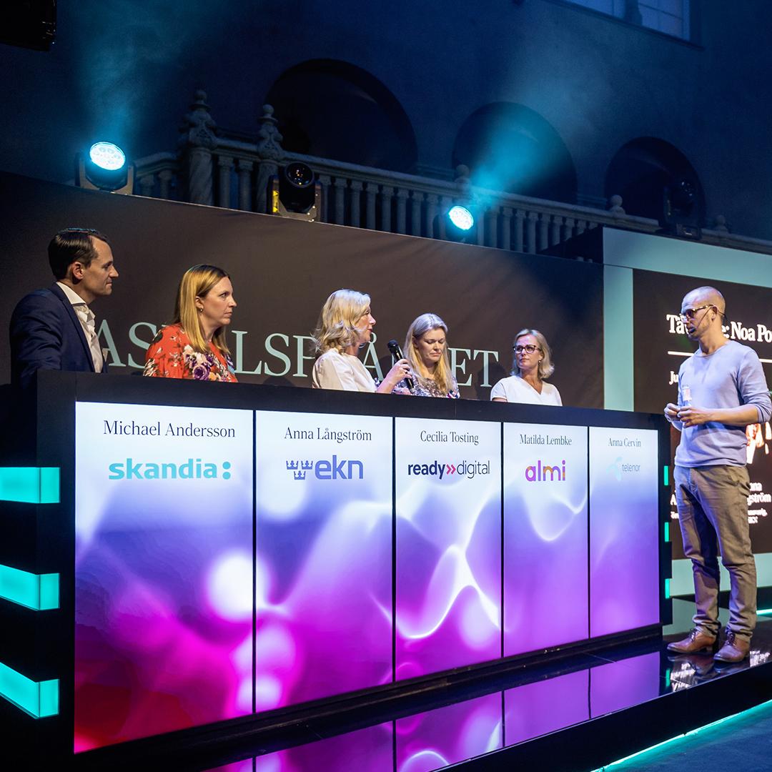 Ready Digital i juryn som partner till Di Gasell