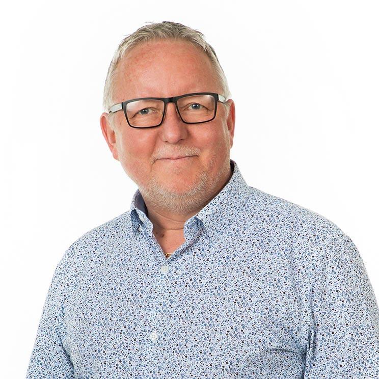 Prata mäklarsystem med Peter Sandström