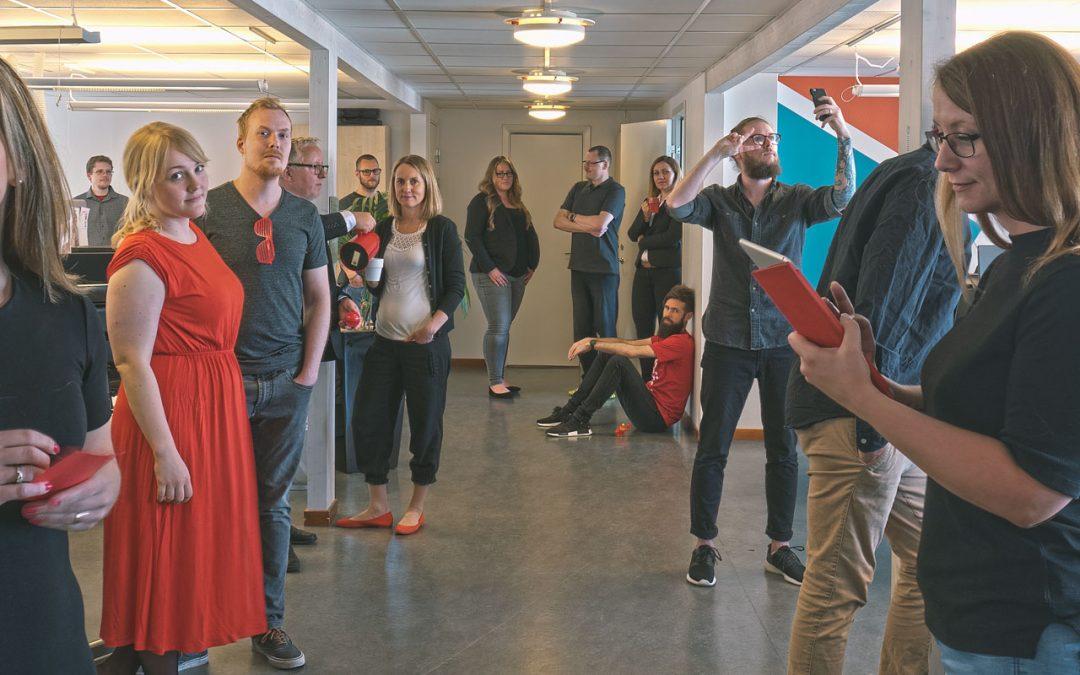 Växjö har satt IT i fokus – Ready Digital visar vägen